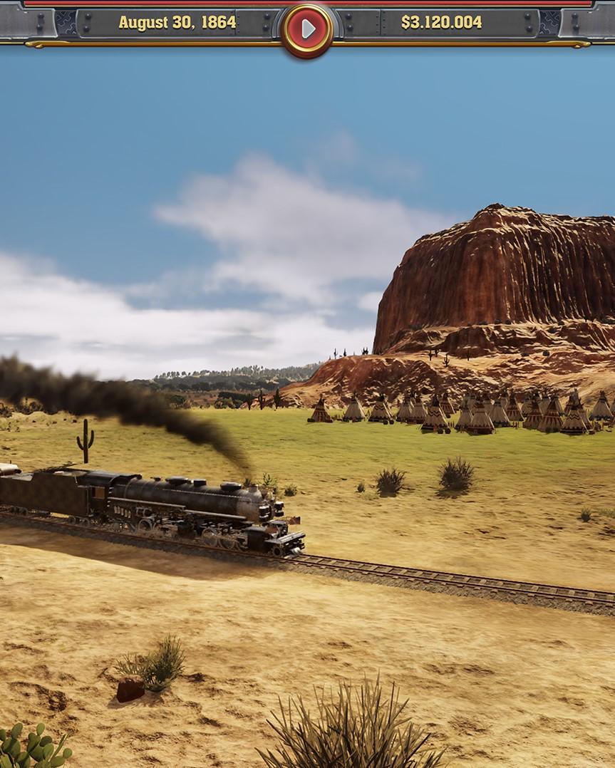 Railway Empire: Nintendo Switch Edition